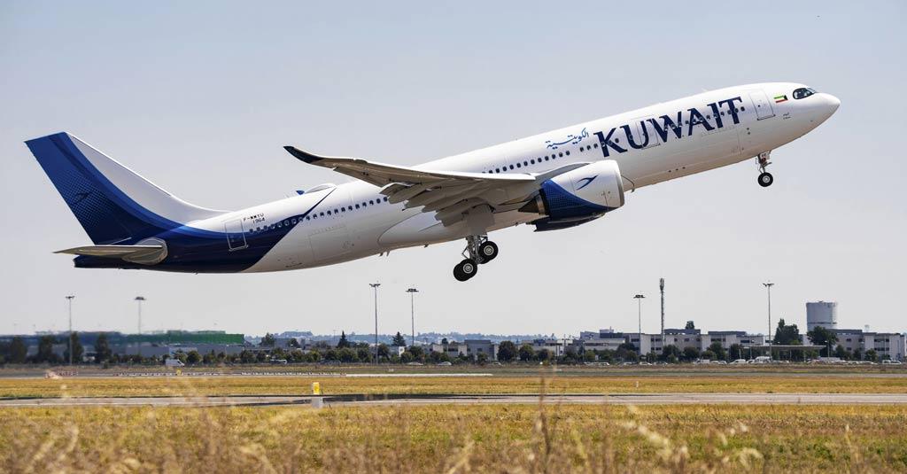 Kuwait Airways recibió sus dos primeros Airbus A330neo