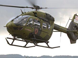 Airbus Helicopters H145 - Fuerza Aérea de Ecuador
