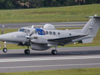 Beechcraft King Air 350 CER