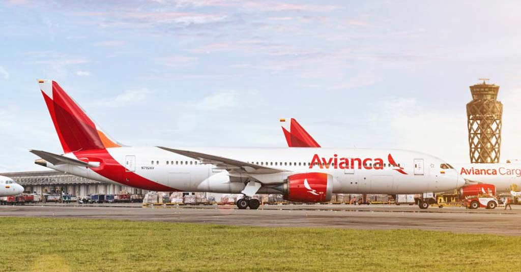Boeing 787 - Avianca (Avianca Holdings)