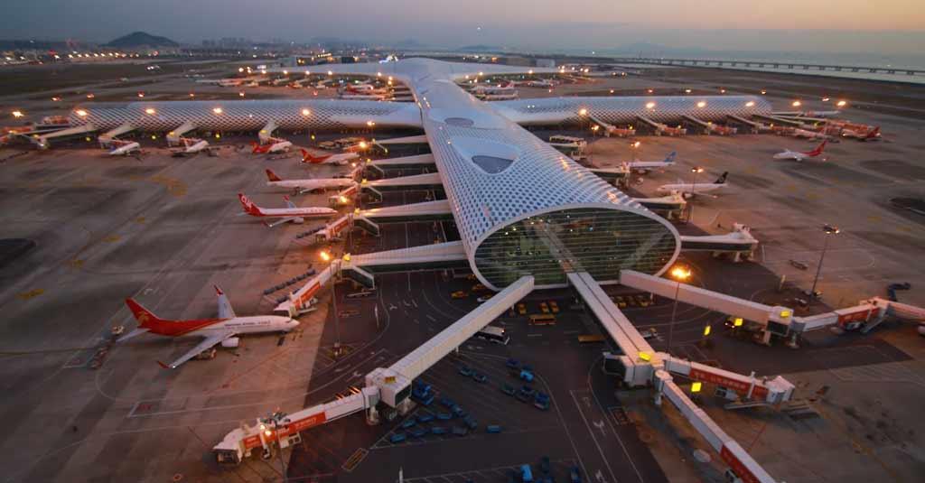Huawei Smart Airport - La transformación digital de los aeropuertos