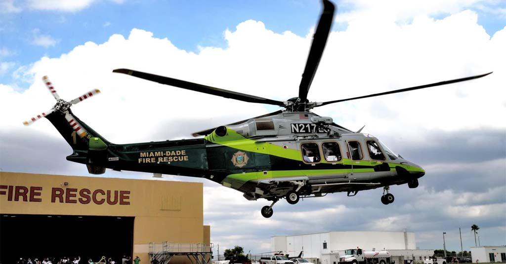 Miami-Dade Fire Rescue / Leonardo AW139