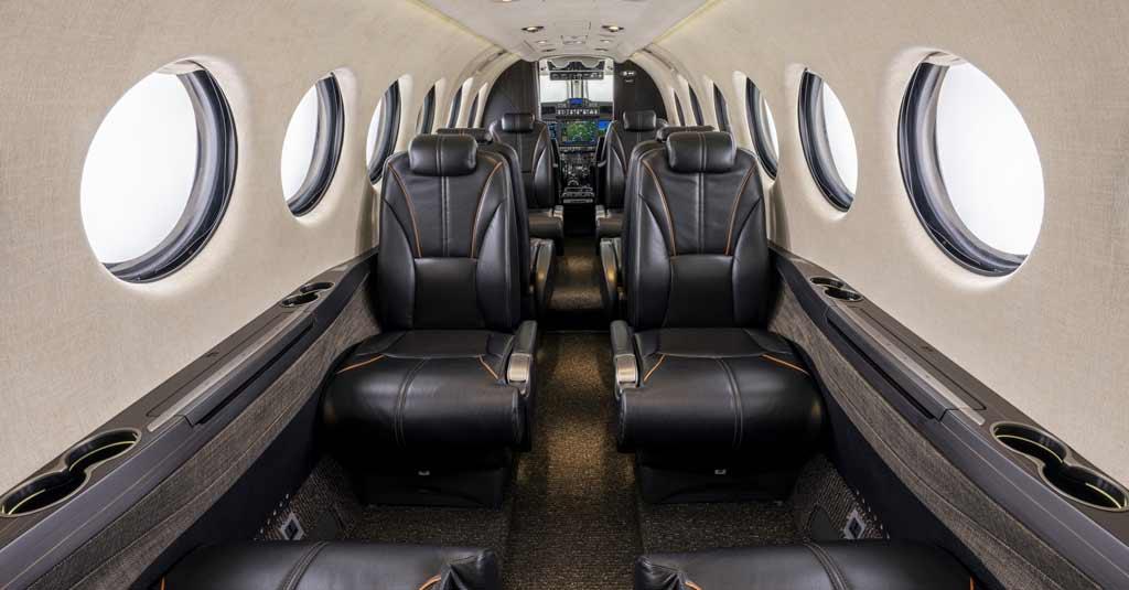 Beechcraft King Air 360 / Textron Aviation