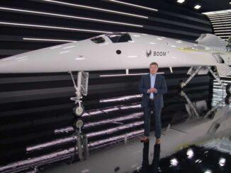 Boom Supersonic XB-1 (Avión Supersónico)