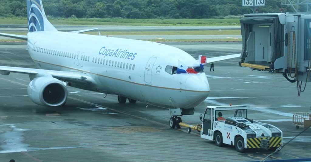 Copa Airlines - Vuelos regulares Internacionales en Panamá
