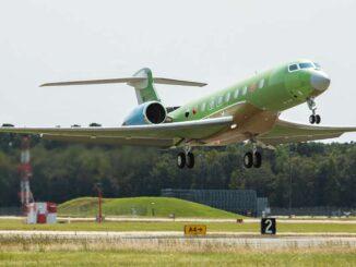 Gulfstream G700 (Flight Test)
