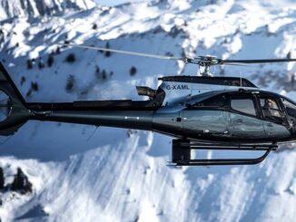 Helicóptero Airbus ACH130 Aston Martin Edition