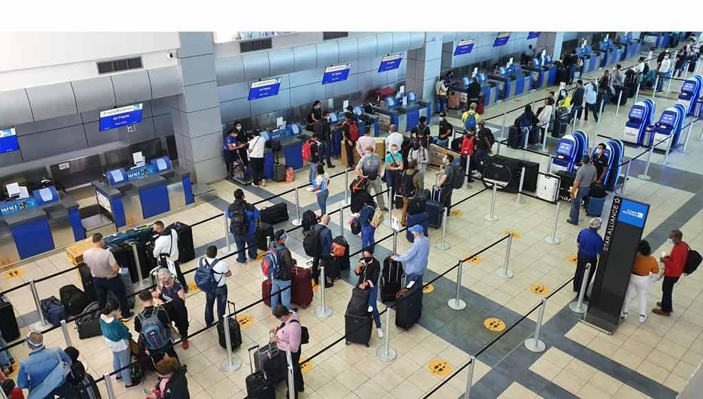 Panamá - Aumenta su conectividad con más vuelos comerciales en noviembre