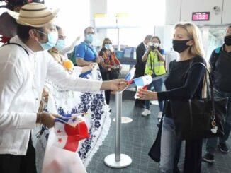 Vuelos regulares Internacionales en Panamá