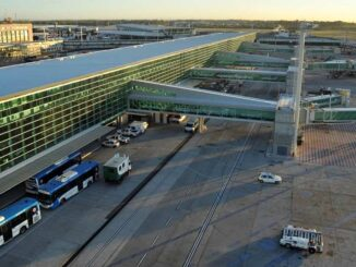 Aeropuerto Internacional de Ezeiza - (SAEZ)