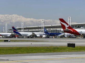 Aeropuerto Internacional de Santiago de Chile (SCEL)