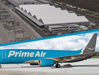 Amazon Air inauguró su primer Hub de Carga en Europa
