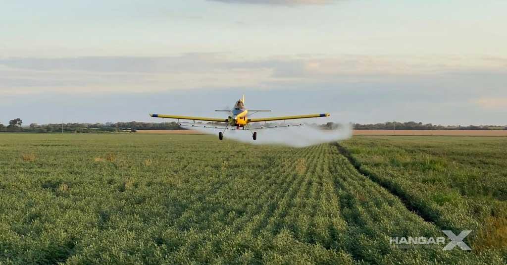 Aviación Agrícola - La importancia del trabajo aéreo en las economías regionales