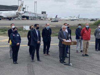 Chile - Piñera inauguró ampliación del Aeropuerto Internacional de Concepción