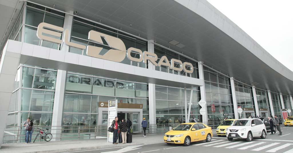 Aeropuerto Internacional El Dorado - Colombia