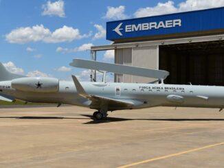 Embraer E-99 / Fuerza Aérea Brasileña