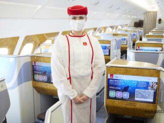 Emirates fue calificada como la aerolínea más segura del mundo