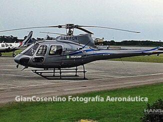 Eurocopter AS-350B3 (LV-FQN) Crédito imagen: Gianfranco Cosentino