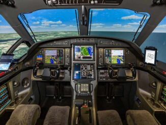 Flight Training Device / Pilatus PC-12 NGX (FRASCA)
