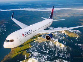Boeing 767-300 / Delta Air Lines