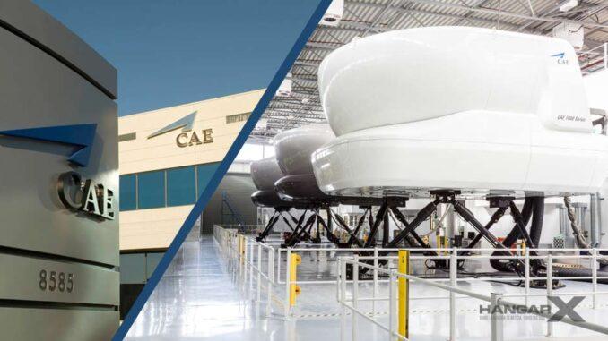 CAE- Flight Simulation Training