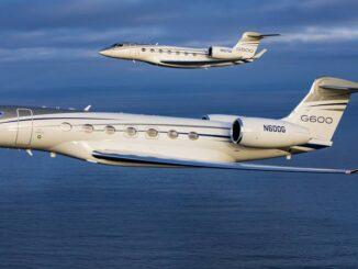 Gulfstream aumenta la autonomía de vuelo del G500 y G600