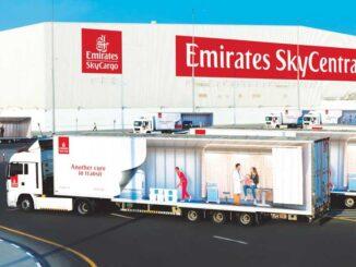 Emirates Sky Central / Vacuna contra el Covid-19