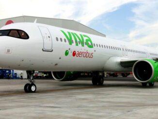 Viva Aerobus - Airbus A321