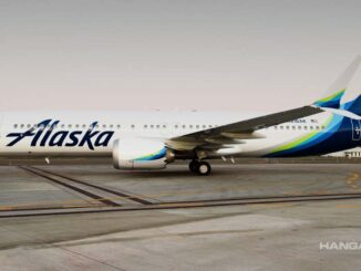 Alaska Airlines - Boeing 737 MAX 9