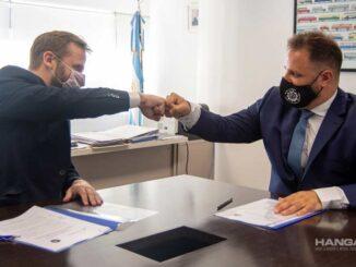Convenio de cooperación técnica entre la JST y la PSA