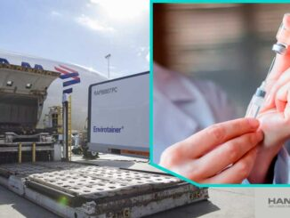 LATAM Airlines transportará gratis la vacuna contra el COVID