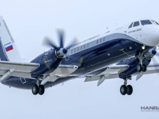 Ilyushin IL 114-300 Primer vuelo (Rusia)