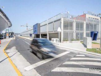 Aeropuerto Internacional de Ezeiza - Estacionamiento