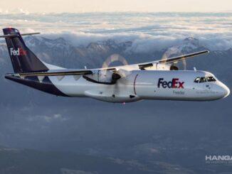 ATR 72-600F FedEx Express