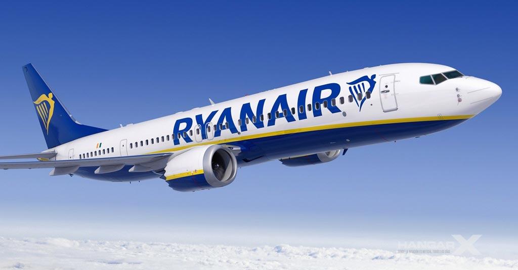 Boeing 737 MAX / Ryanair (Low Cost)