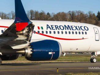 Aeroméxico - Boeing 737 MAX