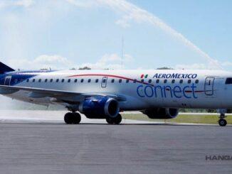 Aeroméxico vuelos Embraer