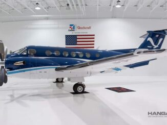El NOAA incorpora un nuevo Beechcraft King Air 350 CER
