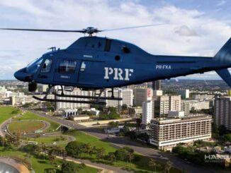Brasil - La Policía Rodoviaria Federal incorporará seis helicópteros Leonardo AW119Kx