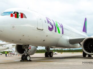 SKY Airline inauguró sus vuelos a Cancún (Airbus A320neo)