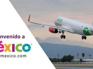 Viva Aerobus firma alianza con Visit México para impulsar el turismo