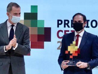 Iberia recibe el premio CEIM a la Empresa Emblemática de la Comunidad de Madrid