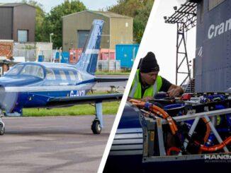 ZeroAvia - Aviones propulsados por hidrógeno