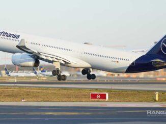 ANAC autorizó vuelos chárter de Lufthansa a las Islas Malvinas