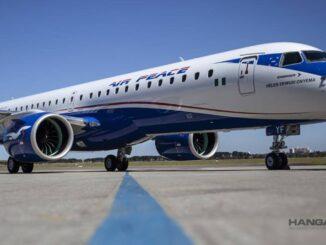 Embraer entregó el primer E195-E2 del continente africano