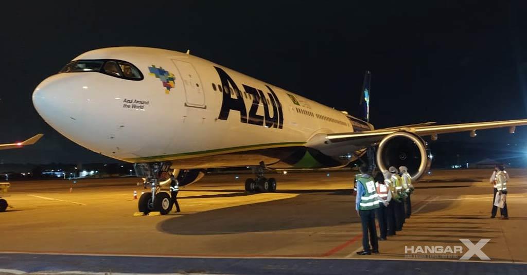 Airbus A330neo / Azul Linhas Aéreas
