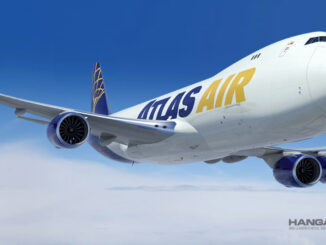 Atlas Air - Boeing 747-8F