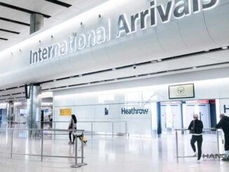 Aeropuerto Heathrow - Reino Unido (Pasajeros)