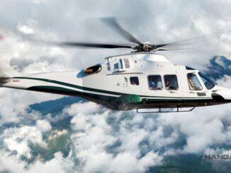 Helicóptero Leonardo AW169 (VIP / Corporativo)