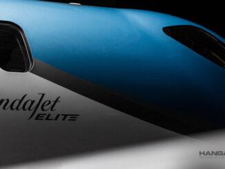 HondaJet Elite recibió la Certificación de tipo en Rusia